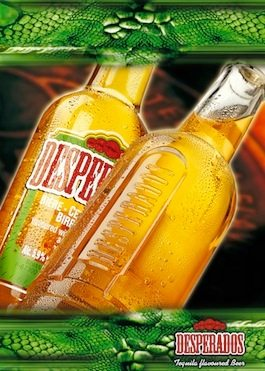 Desperados - Tequila Flavored Marketing - Lincelot