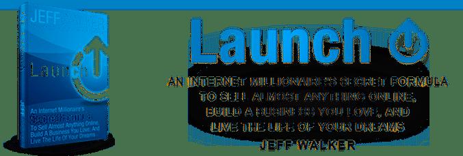 Klik hier voor meer informatie over Launch van Jeff Walker