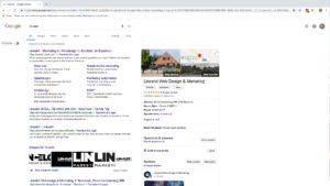 Ontdek hier hoe Lincelot wordt weergegeven in de zoekresultaten!