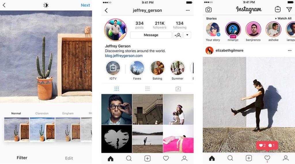 Voorbeeld Instagram profiel - Instagram bedrijfsprofiel - Lincelot