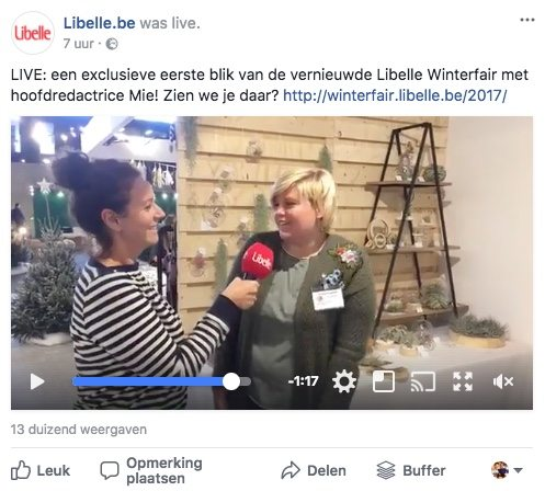 Facebook post idee 24 - Teaser - Lincelot