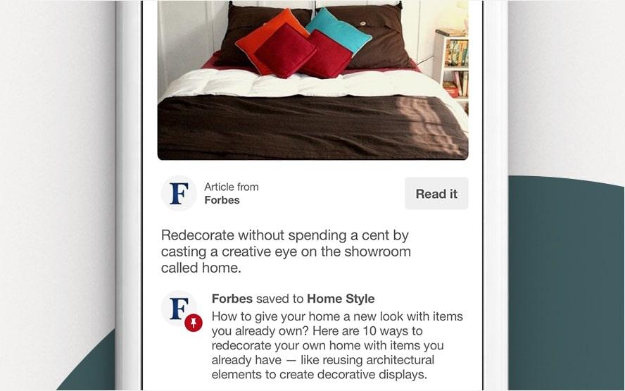 Artikel Rich Pins - Pinterest Rich Pins - Lincelot
