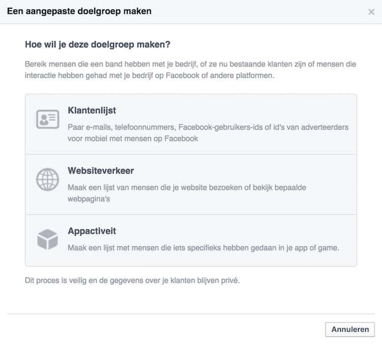 Facebook-remarketing-Aangepaste-doelgroep-Websiteverkeer-LINCELOT-1