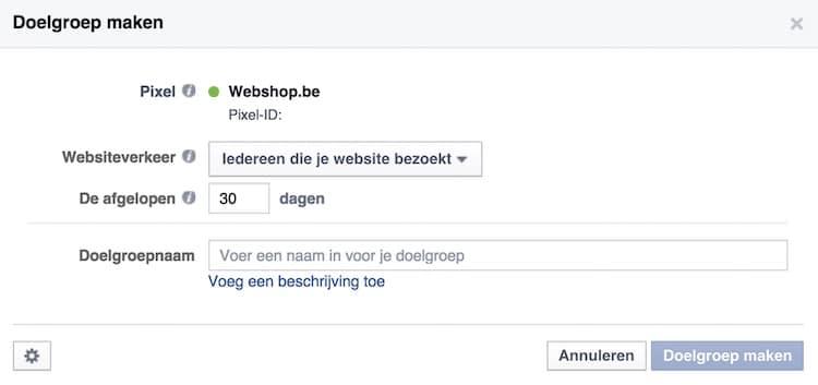 Facebook-remarketing-Aangepaste-doelgroep-maken-websiteverkeer-1