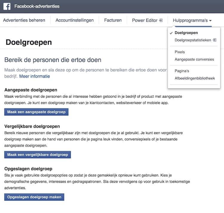 Facebook-remarketing-Hulpprogrammas-Doelgroepen-LINCELOT-1